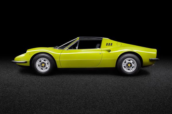 Ferrari Dino 246 GTS (Tipo 607 E)