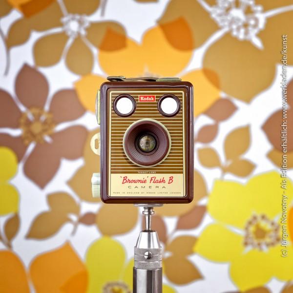 Cameraselfie Kodak Brownis Flash