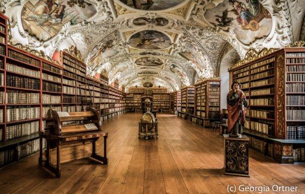 """""""Libreria ceco I""""- Acrylkaschierung"""