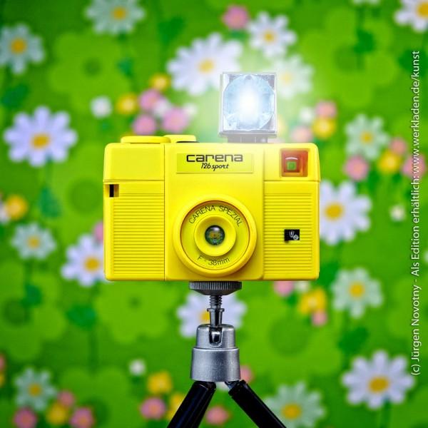 Cameraselfie Carena 126 sport