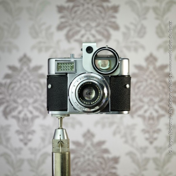 Cameraselfie Voigtländer Proxirect