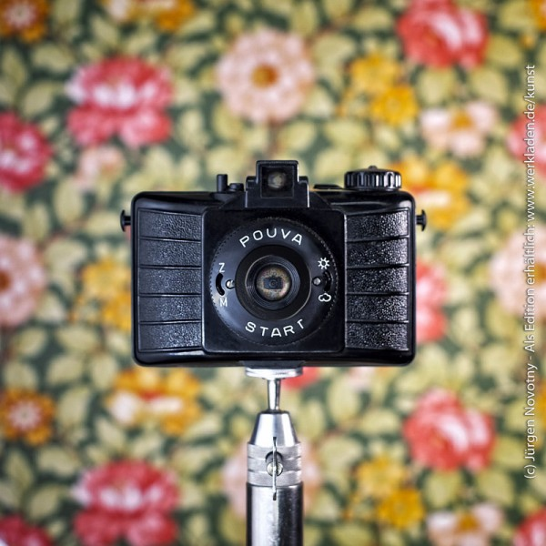 Cameraselfie Pouva Start