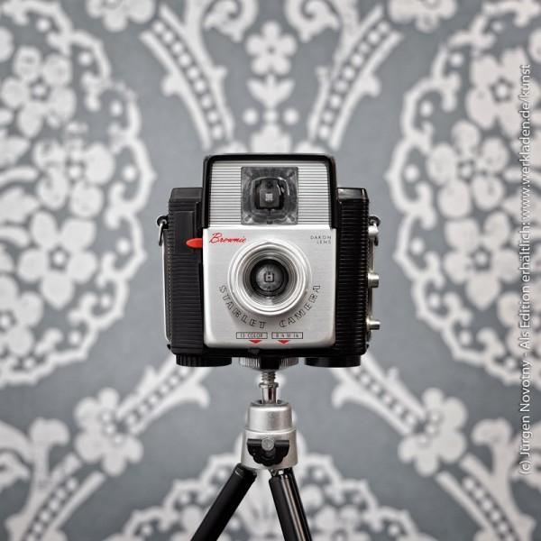 Cameraselfie Kodak Brownie Starlet