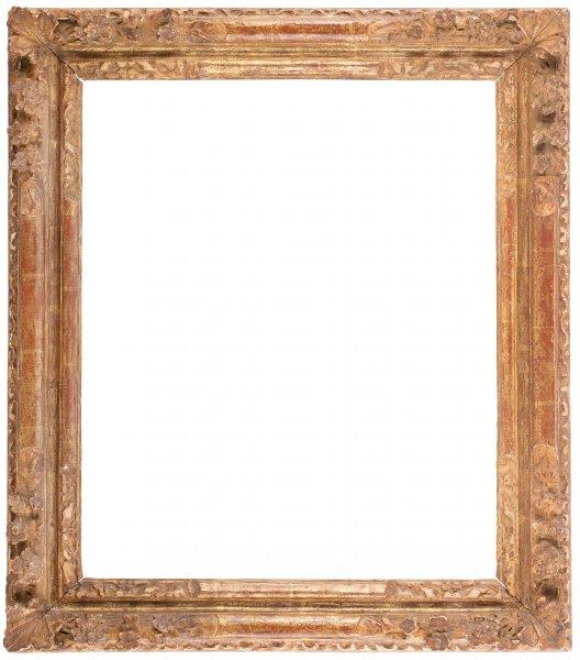 Los: 137 - Louis XIV. Rahmen, um 1700