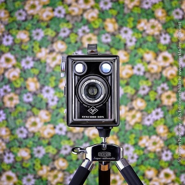 Cameraselfie Agfa Synchro Box