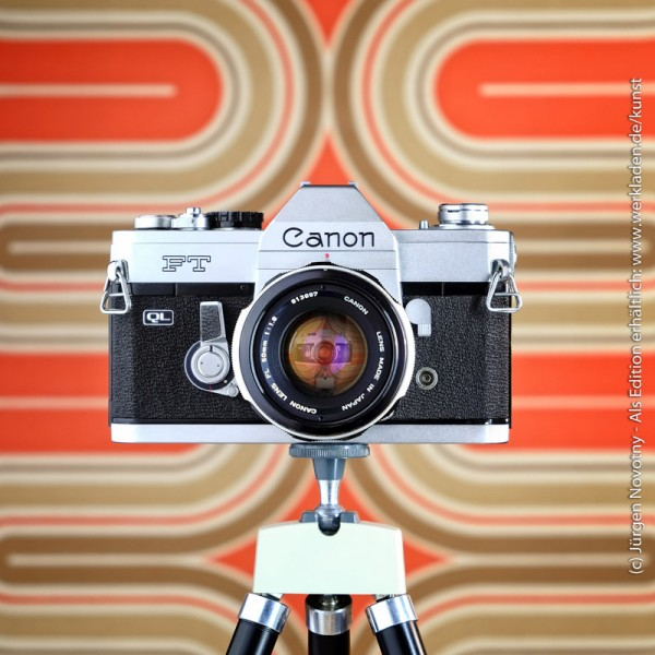 Cameraselfie Canon FT