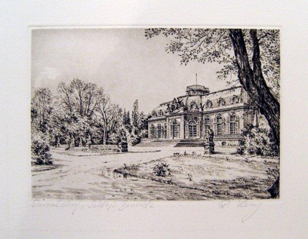 Düsseldorf, Schloss Benrath