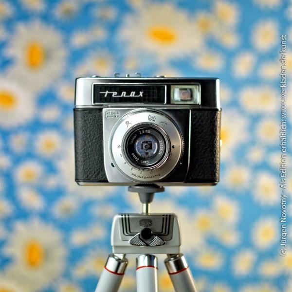 Cameraselfie Zeiss Ikon Tenax