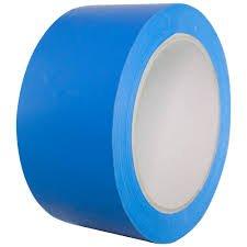 Glasabklebeband blau - 3 Rollen