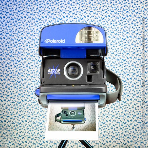 Cameraselfie Polaroid 637 AF