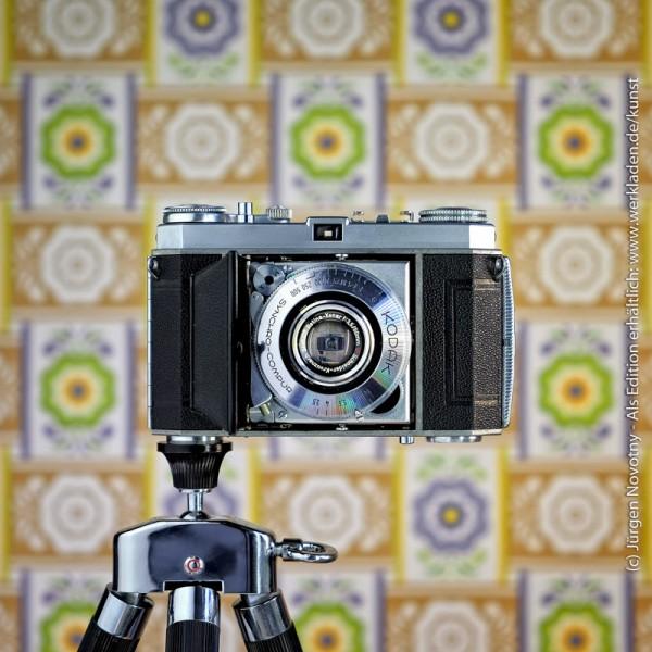 Cameraselfie Kodak Retina