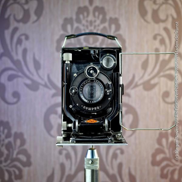 Cameraselfie Agfa Isolar 408 Solinar