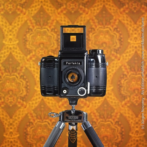 Cameraselfie Rheinmetall Perfekta