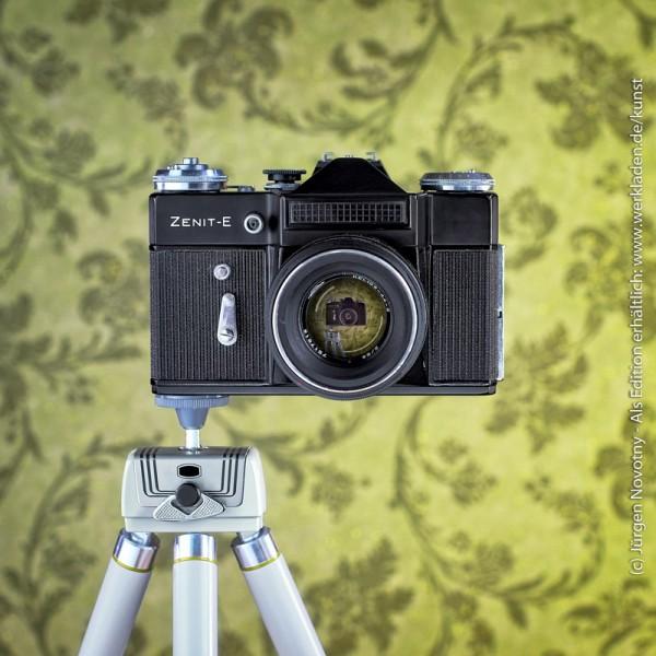 Cameraselfie Zenit E