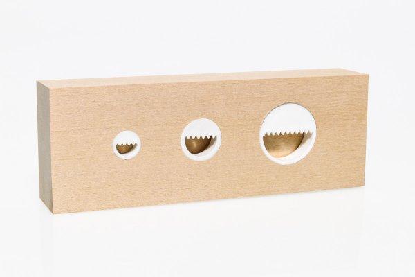 Versenkbare Zackenaufhänger - 10er Sets