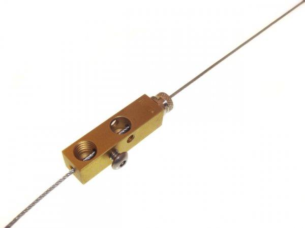 Seilhängung Track & Wire XS 1,0-1,2 mm
