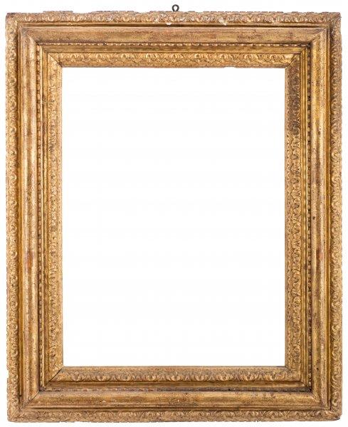 Salvator Rosa Rahmen Italien 18. Jahrhundert