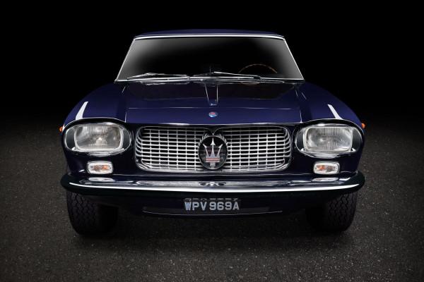 Maserati 5000 GT Allemano