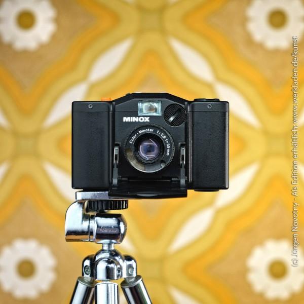Cameraselfie Minox 35
