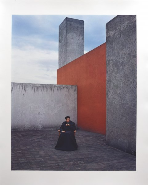 Evelyn Hofer, Luis Barragan