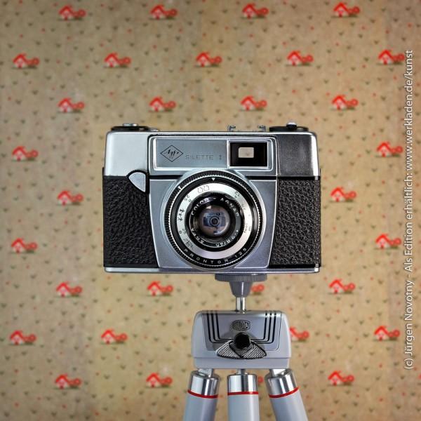 Cameraselfie Agfa Silette