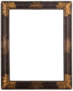 Auktion antiker Rahmen