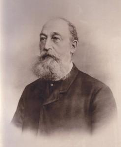 Friedrich Gottlieb Conzen