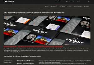 canson fotopapiere online bestellen