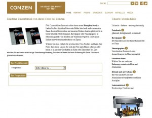 Digitaldrucke online bestellen