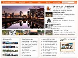 Bilderbuch Düsseldorf