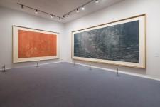 Absperrsystem für Kunst